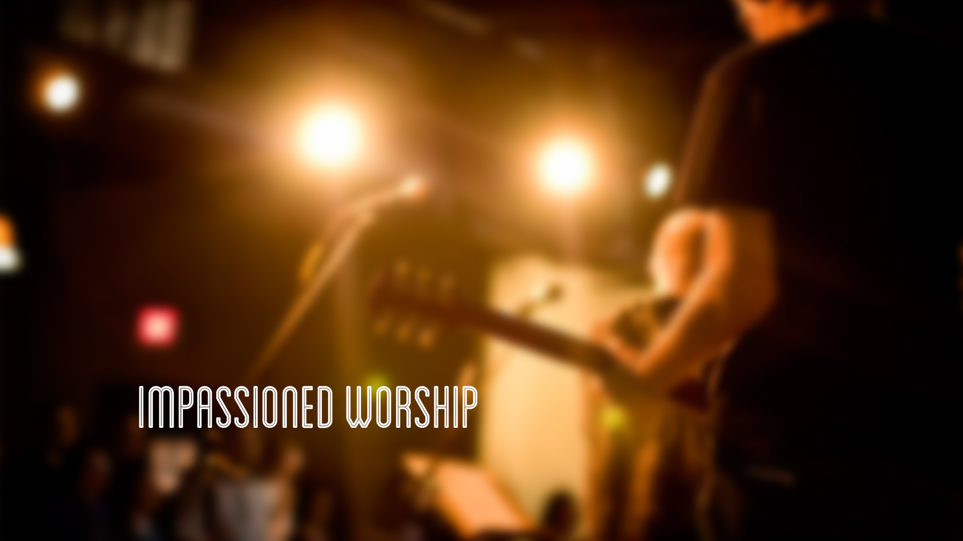 impassioned worship gulf gate church