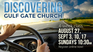 discover, discovering gulf gate, gulf gate church, sarasota florida, siesta key beach