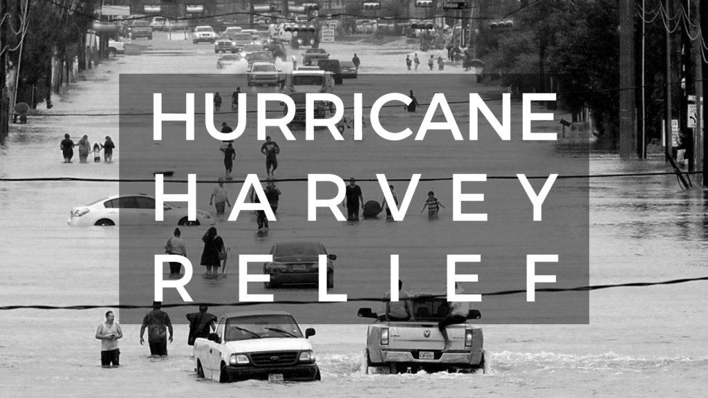 hurricane harvey, relief, red cross, salvation army, forward edge, houston, texas, louisiana