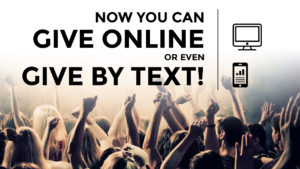 online giving, gulf gate church, text giving, sarasota florida