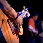 guitar, worship, prayer, good friday, gulf gate church