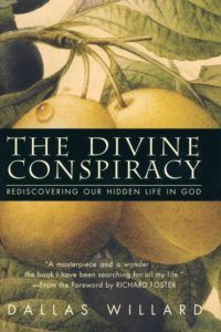 divine conspiracy, dallas willard, life group, cell group, small group, Ruffin Crozat