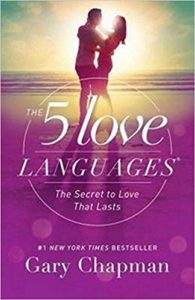 5 love languages, Gary chapman