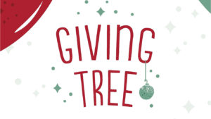 giving tree, gulf gate elementary school, Christmas,