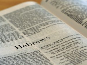 hebrews, bible study