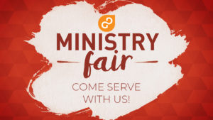 ministry fair, picnic, food truck, fun