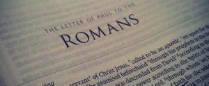 romans, book of Romans, Paul's letter to the Romans, Bible study