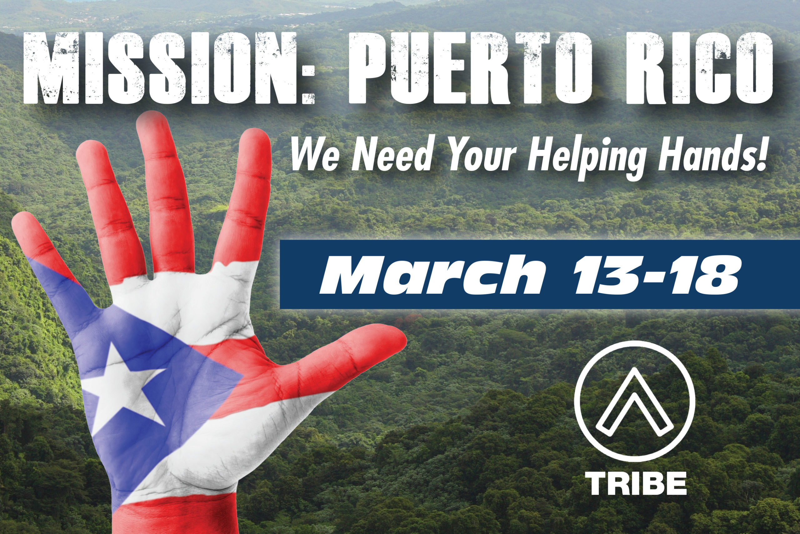 Puerto Rico, mission trip, ponce, hurricane relief, forward edge